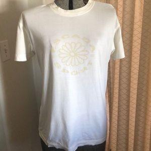 Escada Sport Flower Logo White T-shirt S